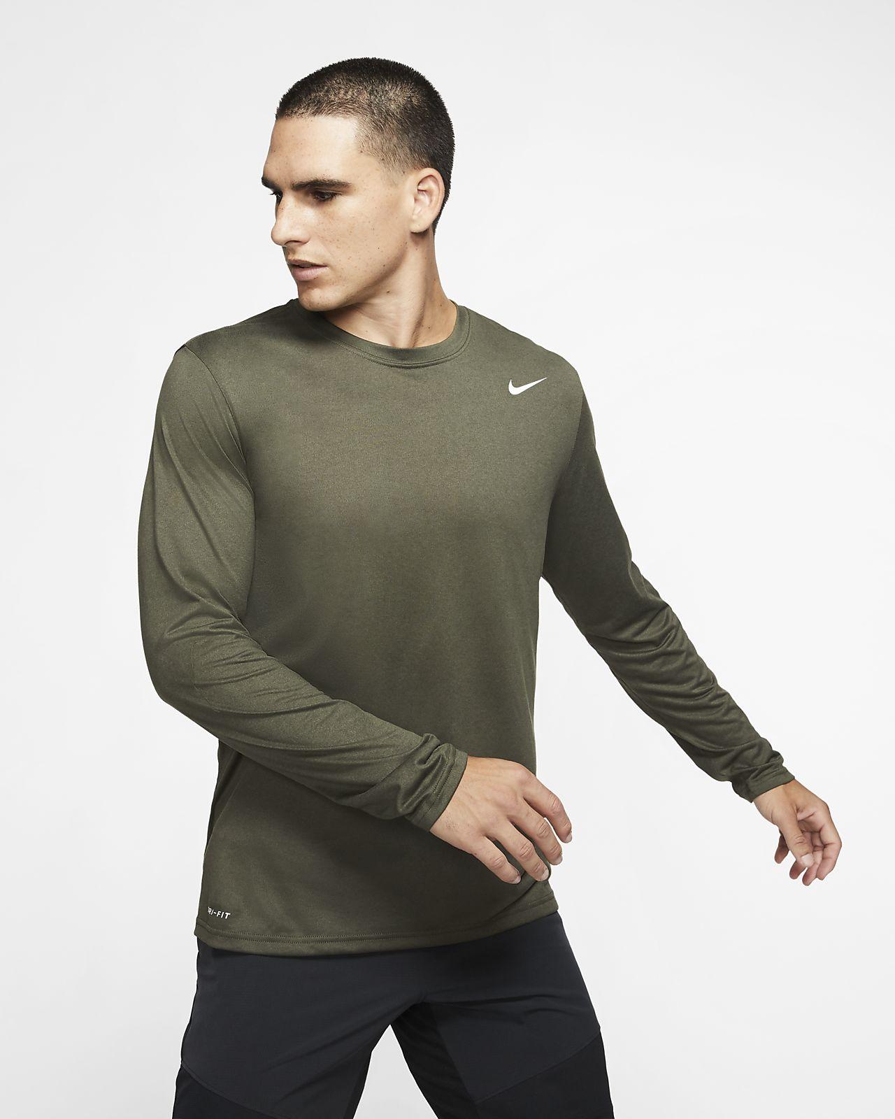 Nike Dri-FIT Legend 2.0 Men's Long-Sleeve Training Top