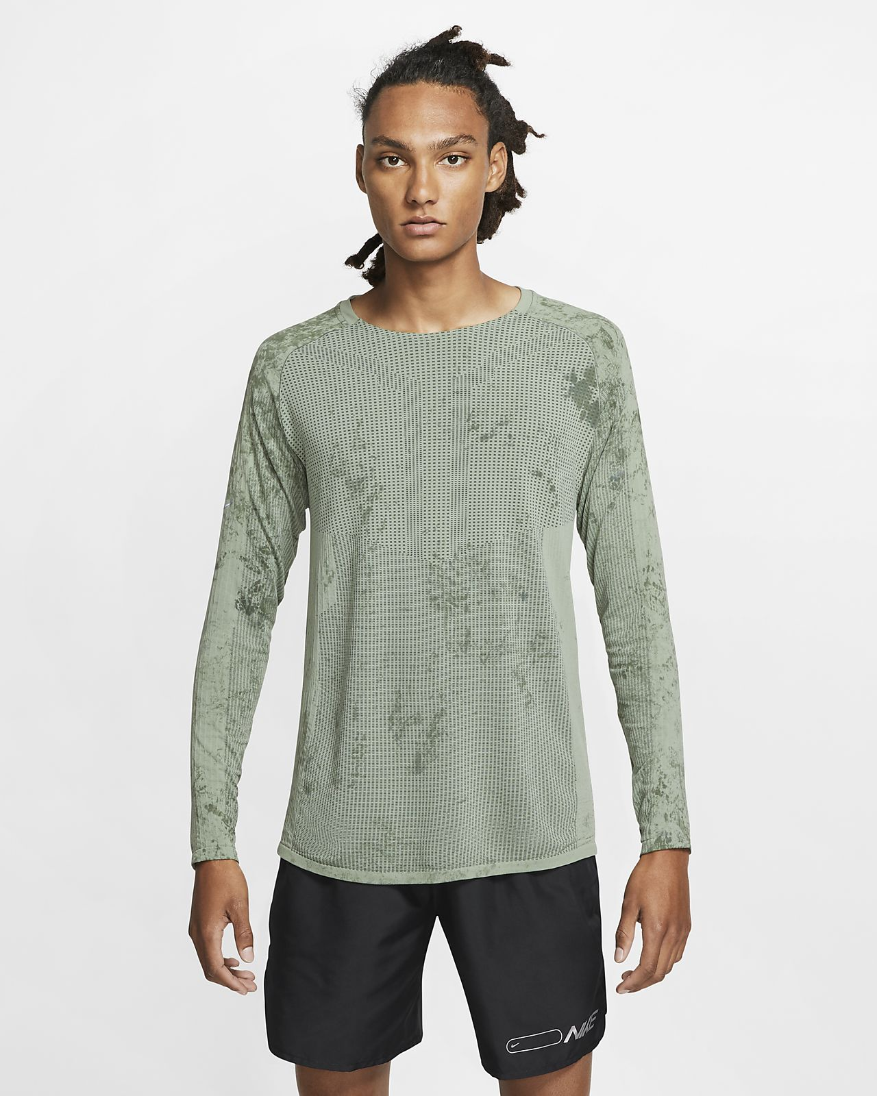 b62da1fbb19e Nike Tech Pack Men's Long-Sleeve Running Top. Nike.com