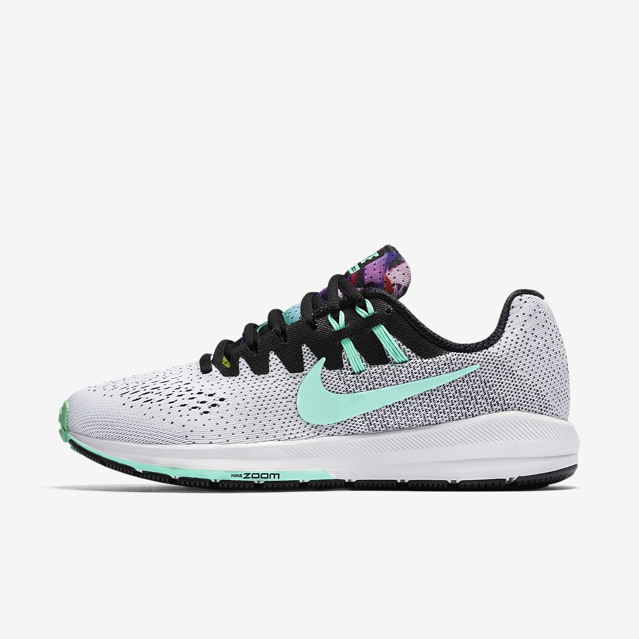 ... Nike Air Zoom Structure 20 Solstice Women's Running Shoe
