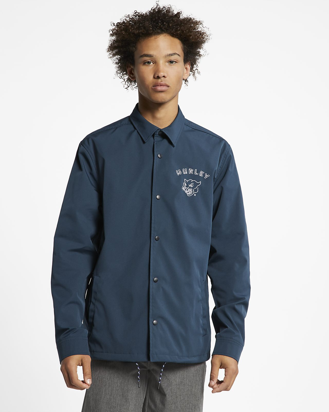 Hurley Coaches Men's Jacket