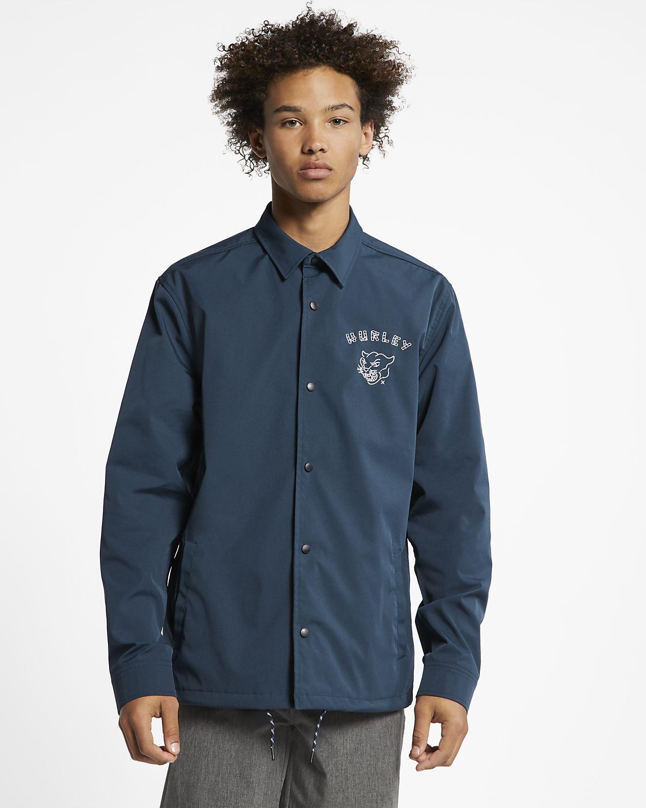 Hurley Coaches-jakke til mænd