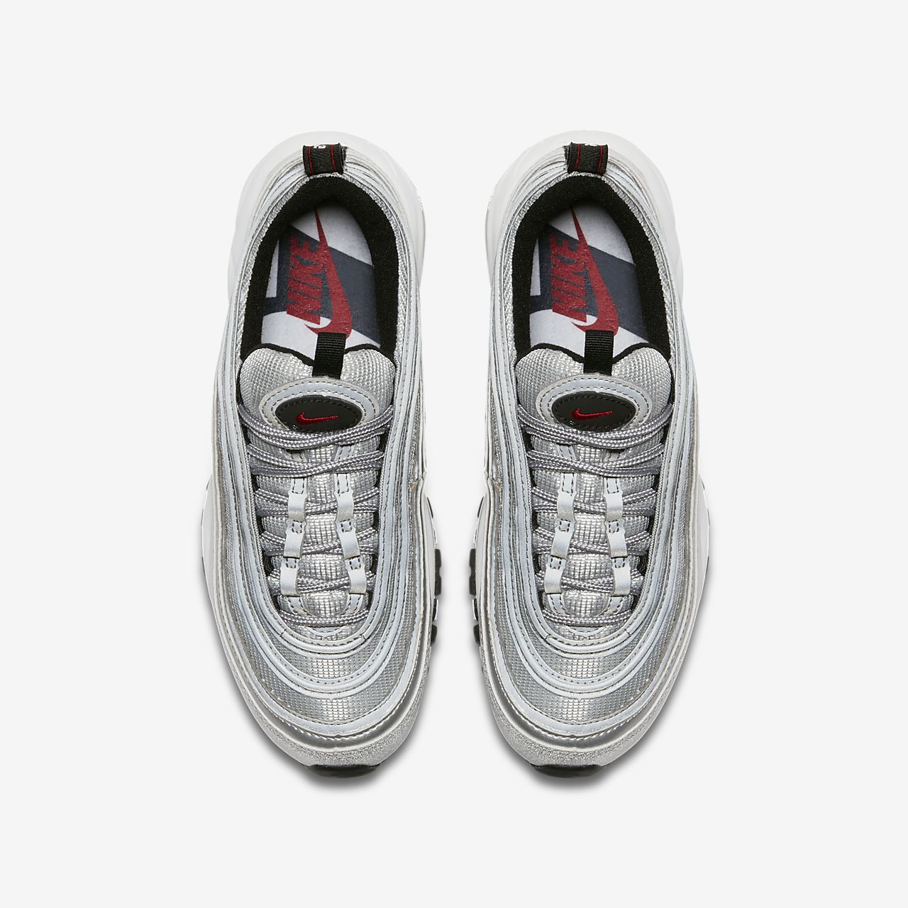 air max 97 rouge enfant