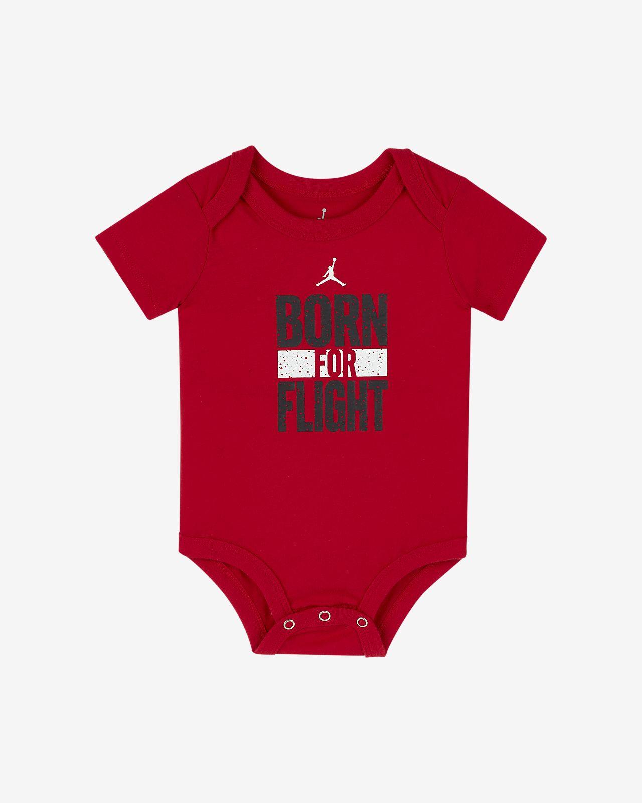 Jordan Born to Ball Baby Bodysuit