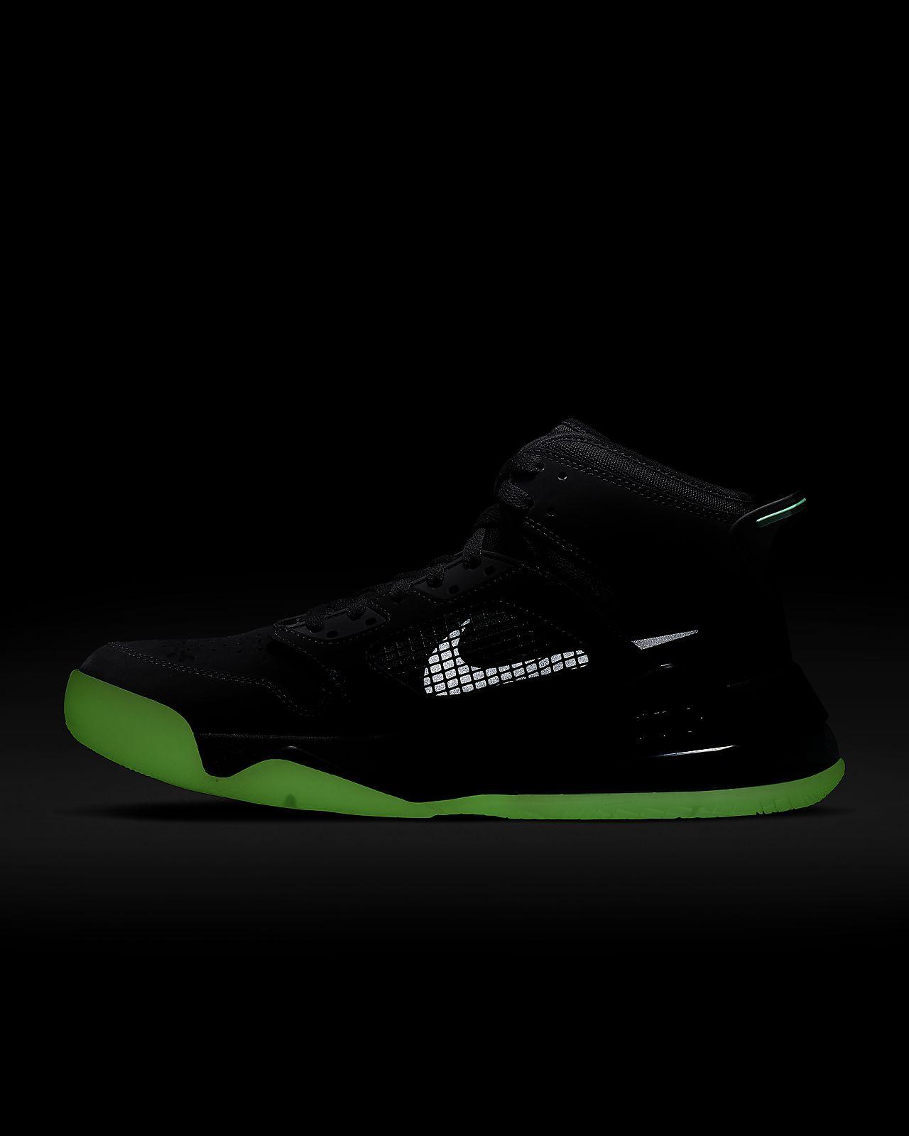 brand new 792a4 122db Jordan Mars 270 Men's Shoe