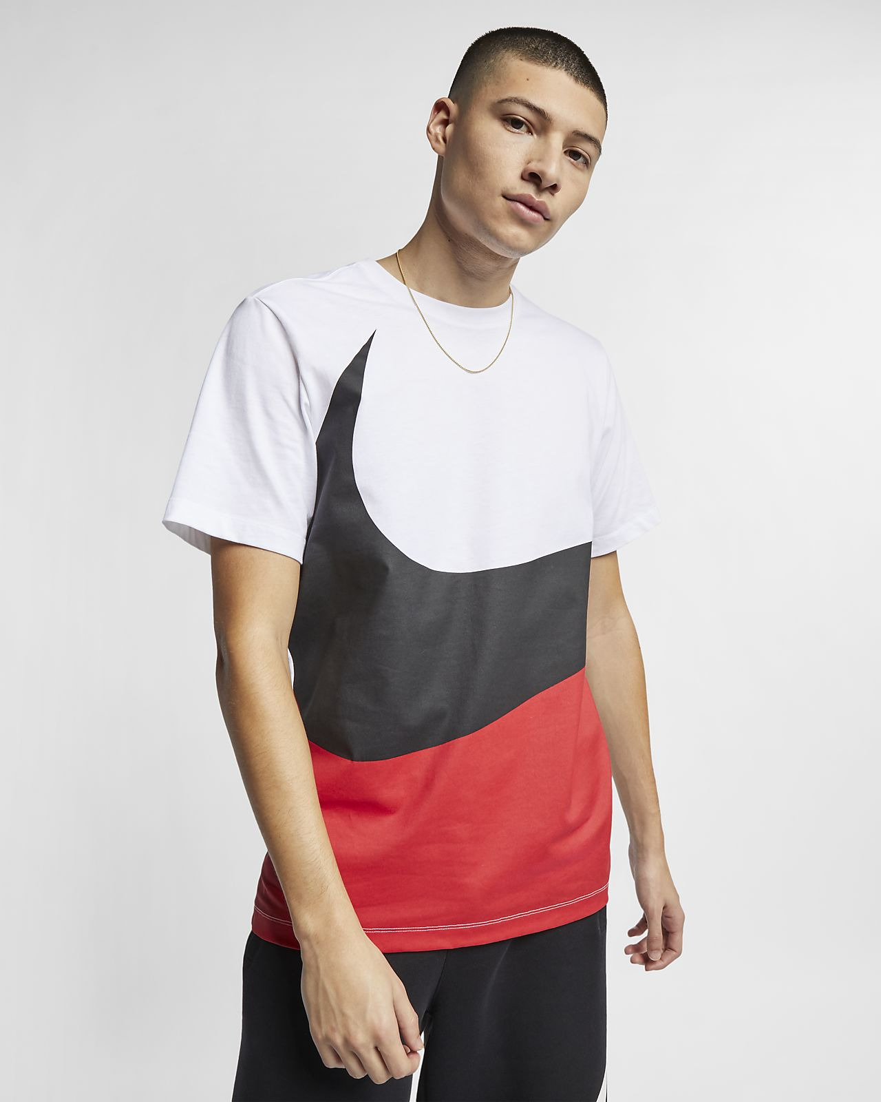 ナイキ スポーツウェア スウッシュ メンズ Tシャツ