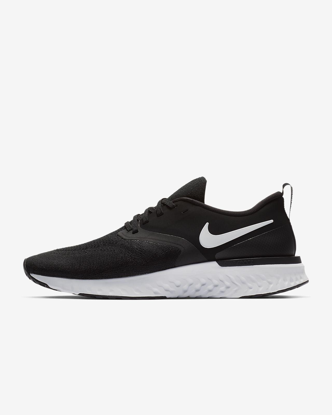 Clearance sale 2018 sneakers factory Nike Odyssey React Flyknit 2 Men's Running Shoe