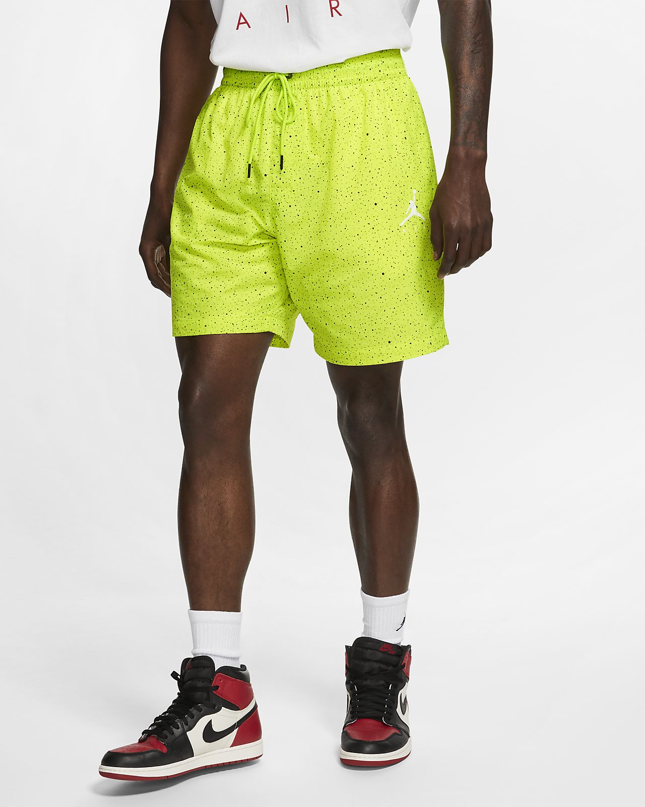 a6b94fbe0b17 Jordan Jumpman Cement Poolside Men s 18cm approx. Shorts. Nike.com DK