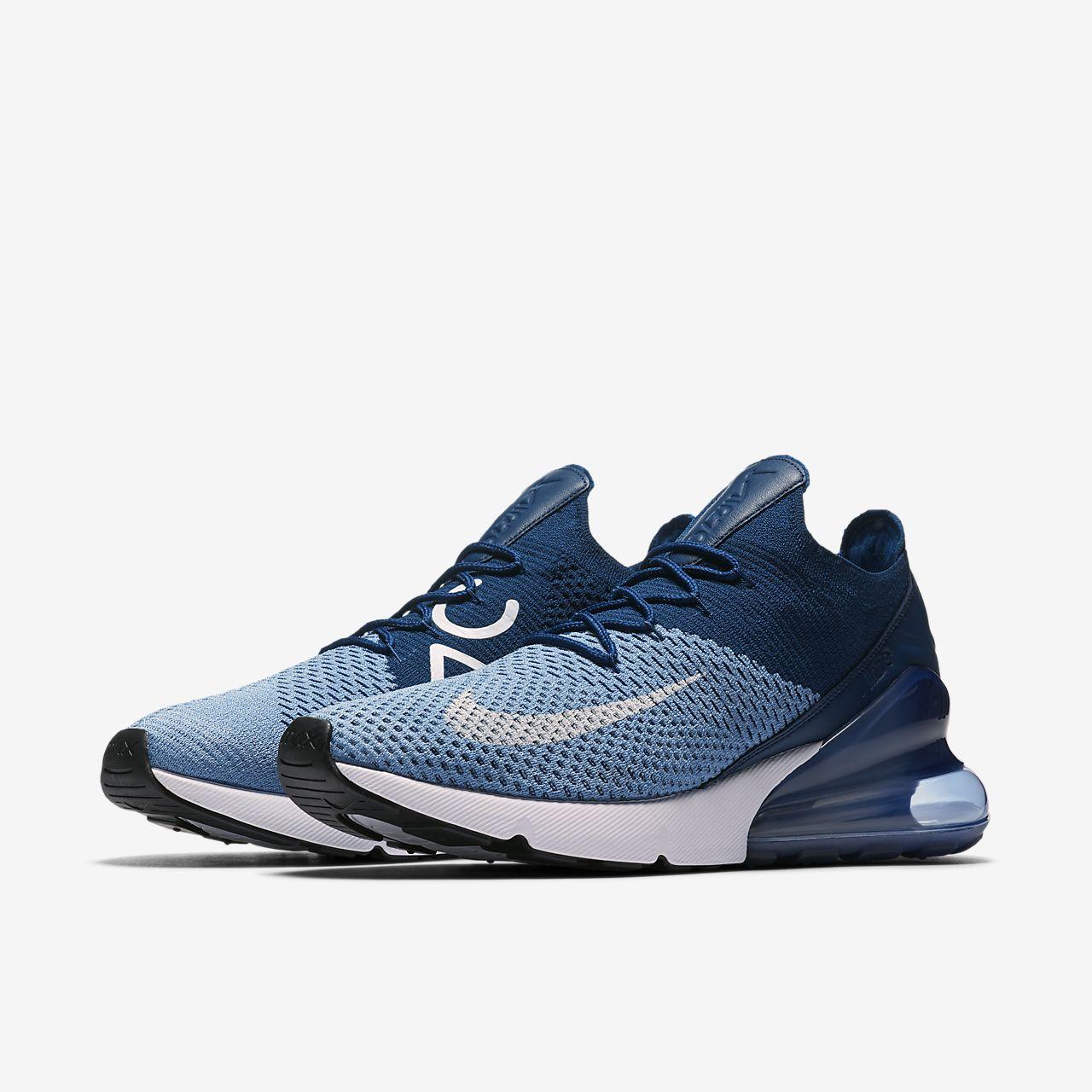 Nike Air Max Mens Blue White Sneakers  3127081