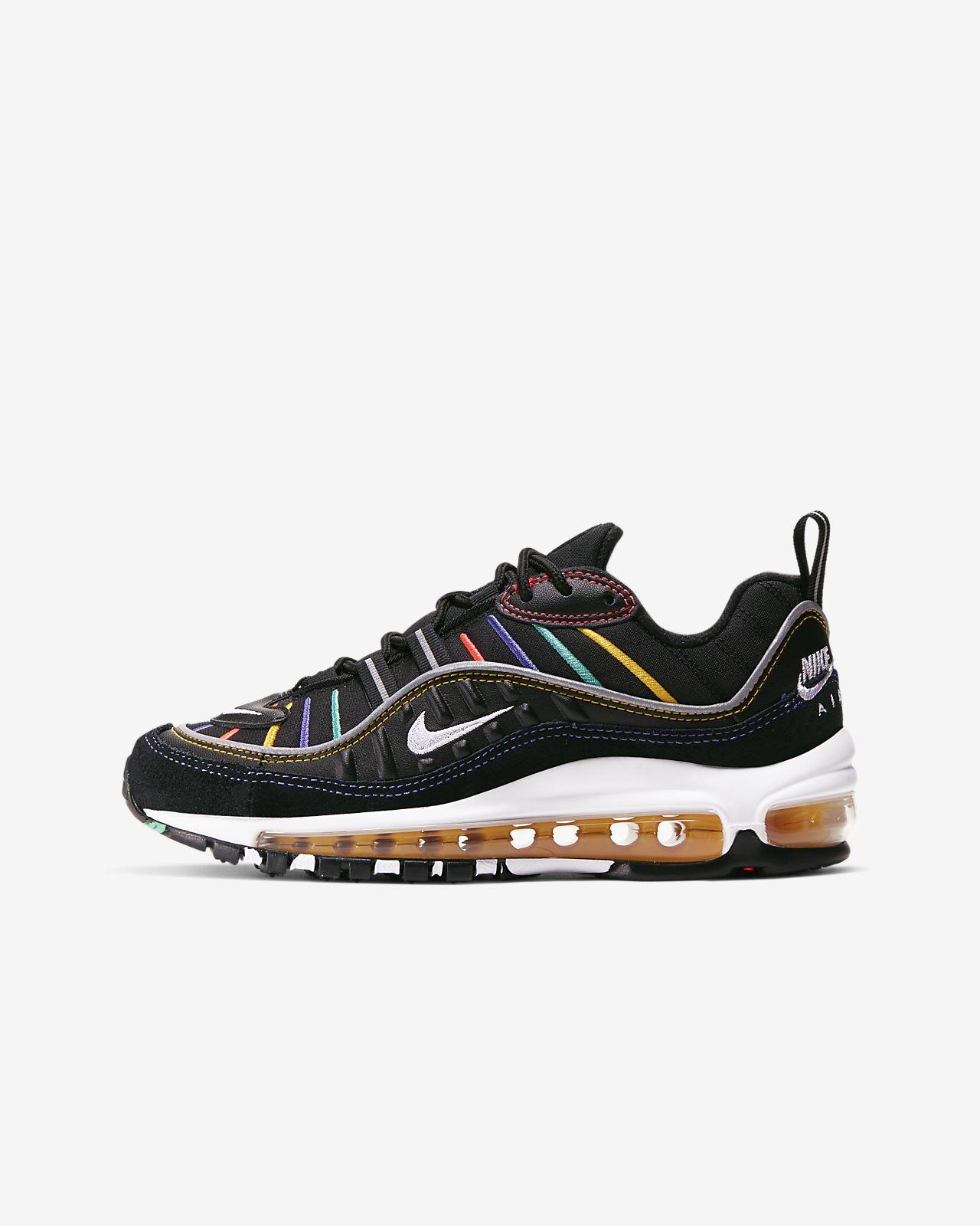 Nike Air Max 98 Game Change Big Kids' Shoe