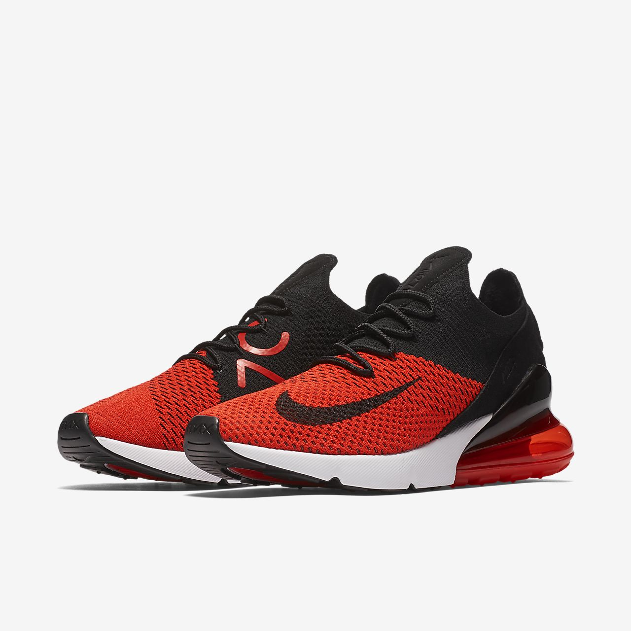 free shipping 28025 5ea51 ... Nike Air Max 270 Flyknit Mens Shoe