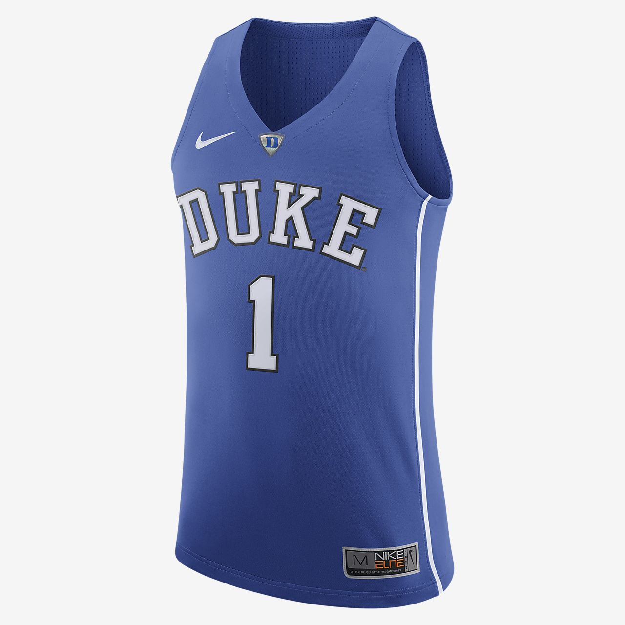 cde639af0 Nike College Authentic (Duke) Men s Basketball Jersey. Nike.com