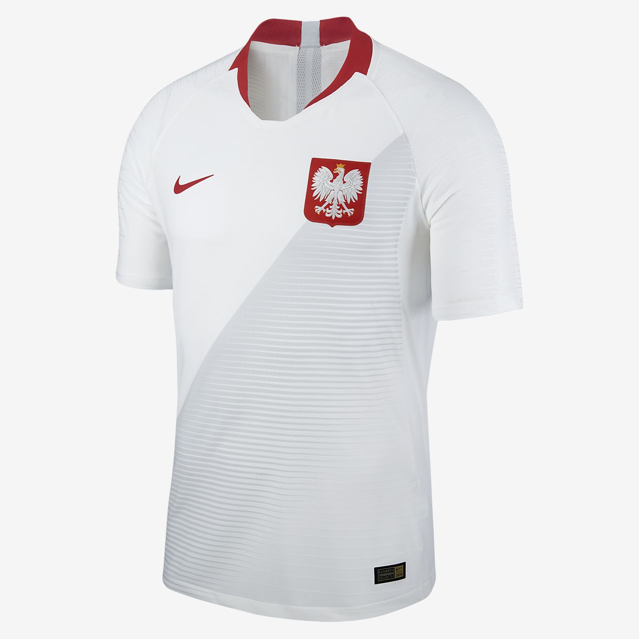 2018 Poland Vapor Match Home Men s Football Shirt. Nike.com CA 2b2856bd3