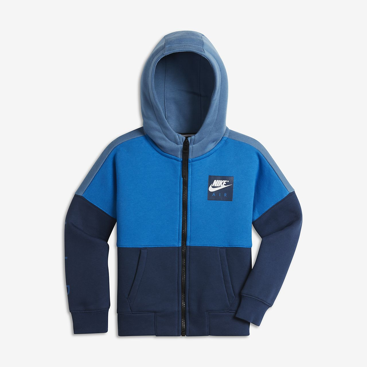 Entièrement Air Pour Zippé Capuche À Jeune Nike Sweat Garçon U7wqRgxE