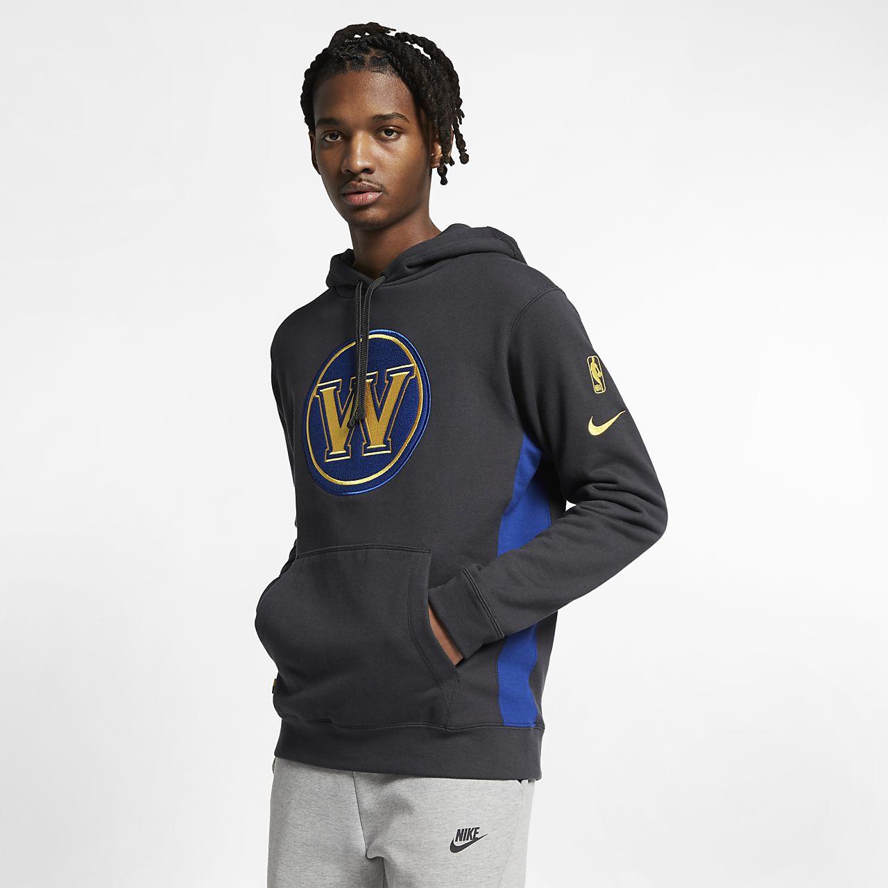 Golden State Warriors Nike Men s NBA Hoodie. Nike.com CA e46b01b14ac