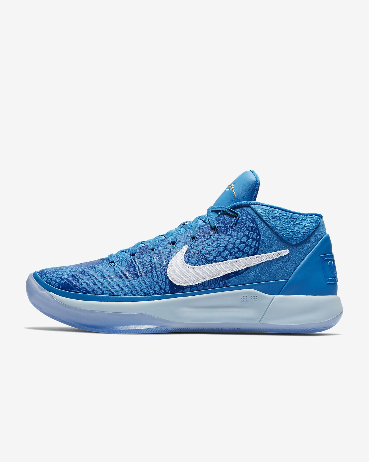 nike kobe a d derozan pe basketball shoe nike com rh nike com Nike LeBron Basketball's Best Nike Basketball Shoes