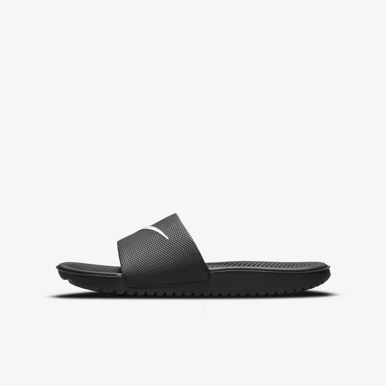 ... Claquette Nike Kawa pour Jeune enfant/Enfant plus âgé