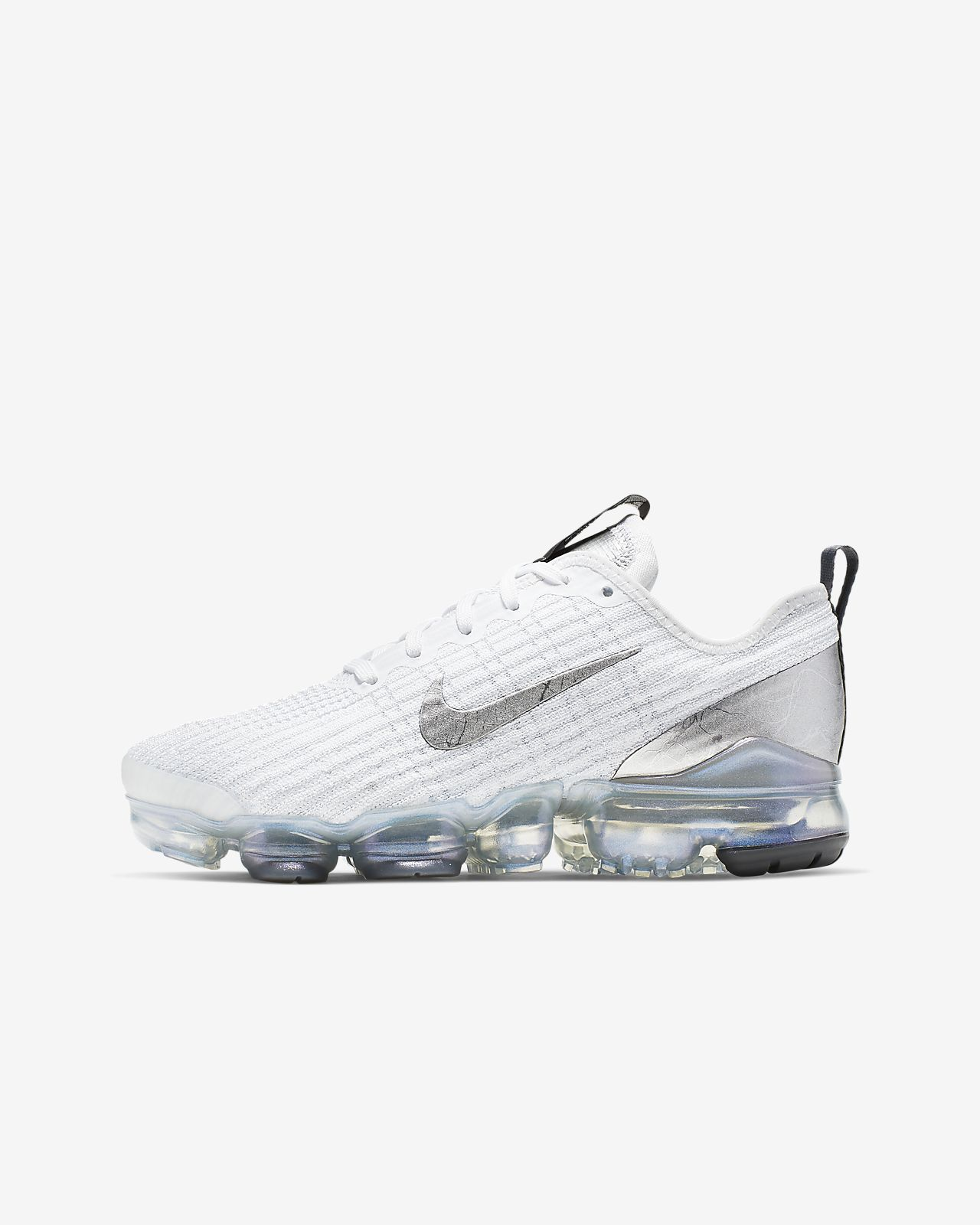 new arrival bc679 fff41 Nike Air VaporMax Flyknit 3 Older Kids' Shoe