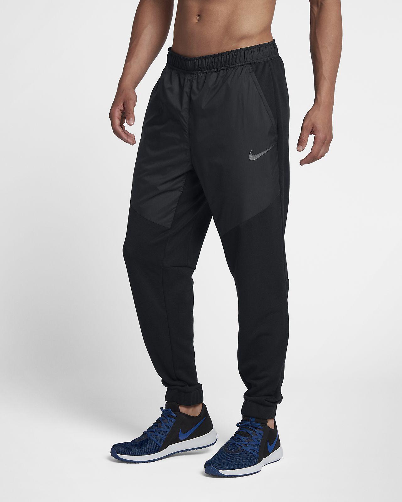 Träningsbyxor Nike Dri-FIT Utility i fleece för män