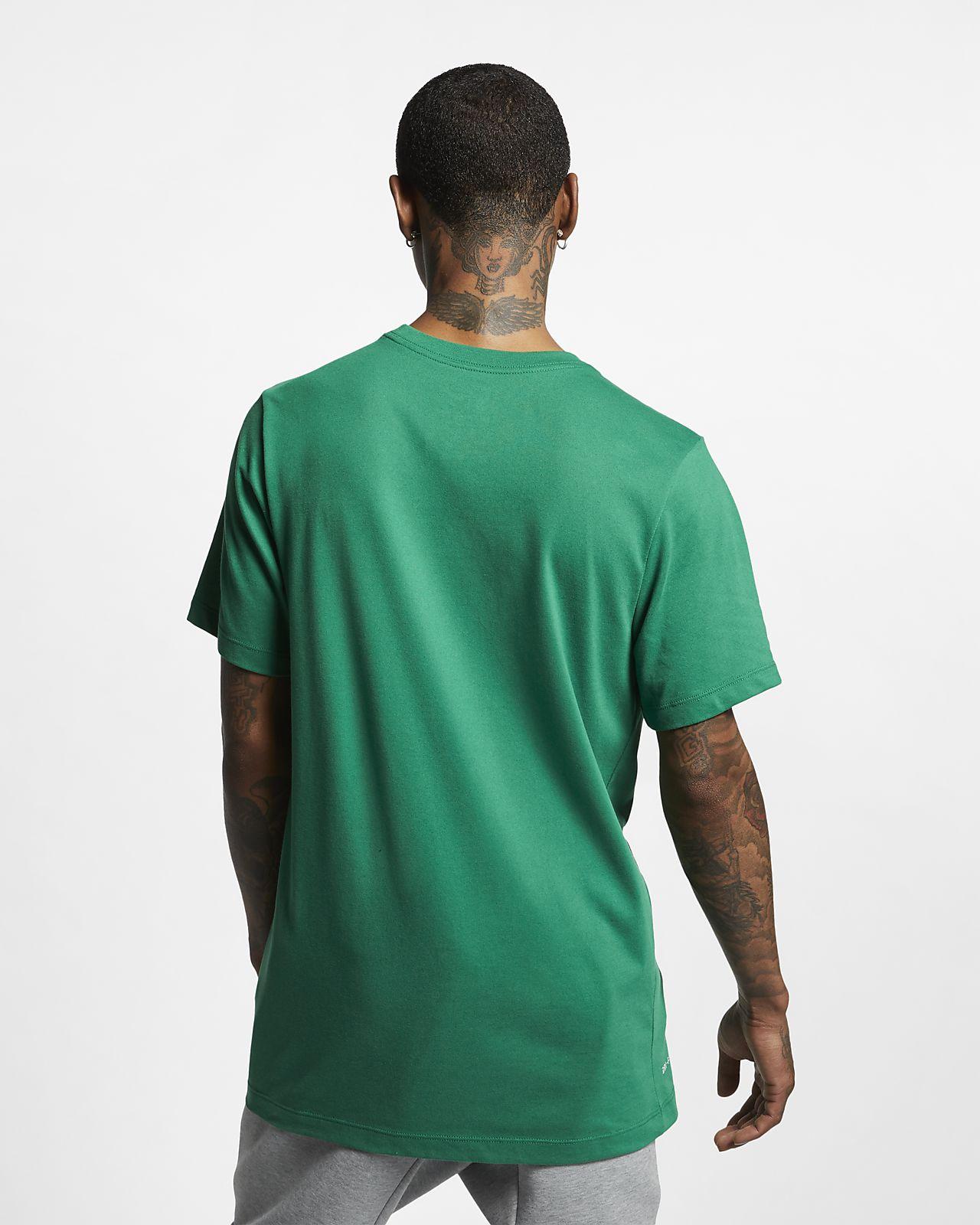 b1b439e1c Boston Celtics Nike Dri-FIT Men's NBA T-Shirt. Nike.com PT