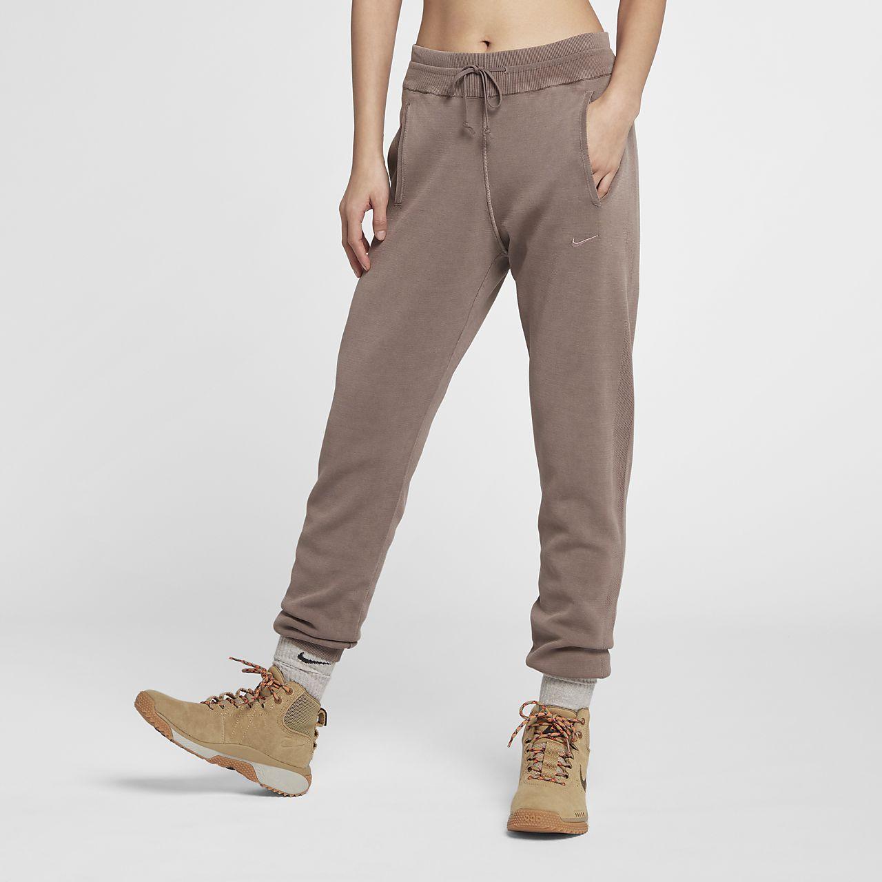 Calças de malha NikeLab Made in Italy Collection para mulher