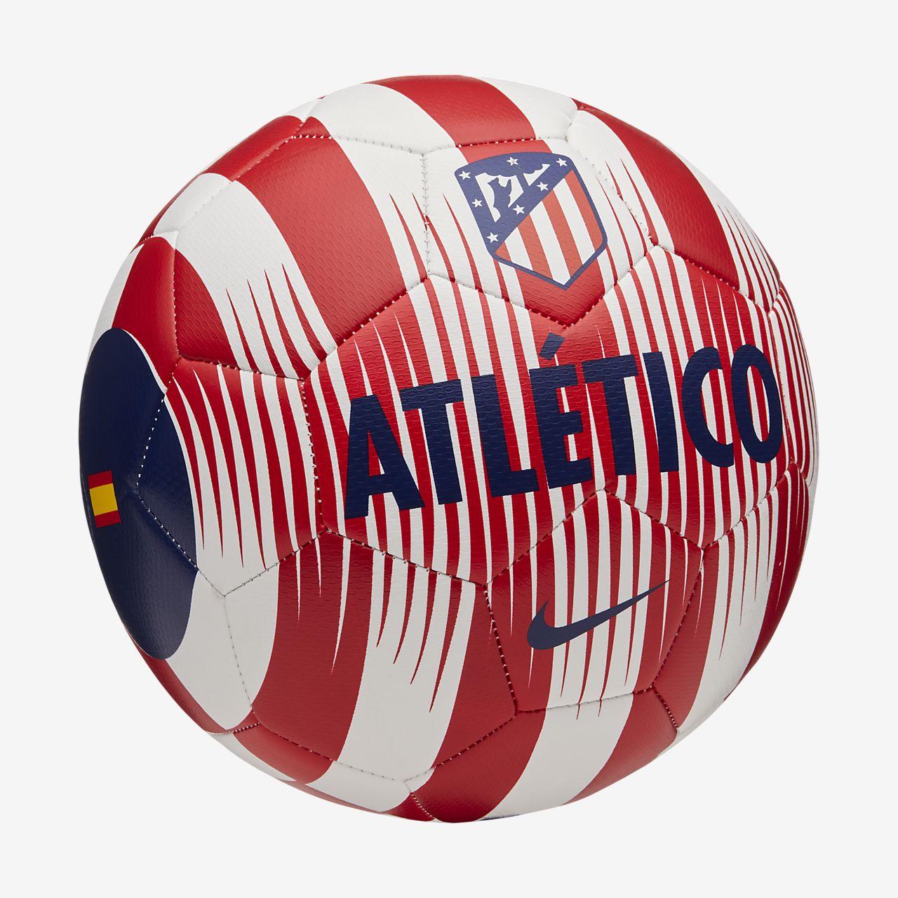 a6a7443767a59 Balón de fútbol Atletico de Madrid Prestige. Nike.com MX