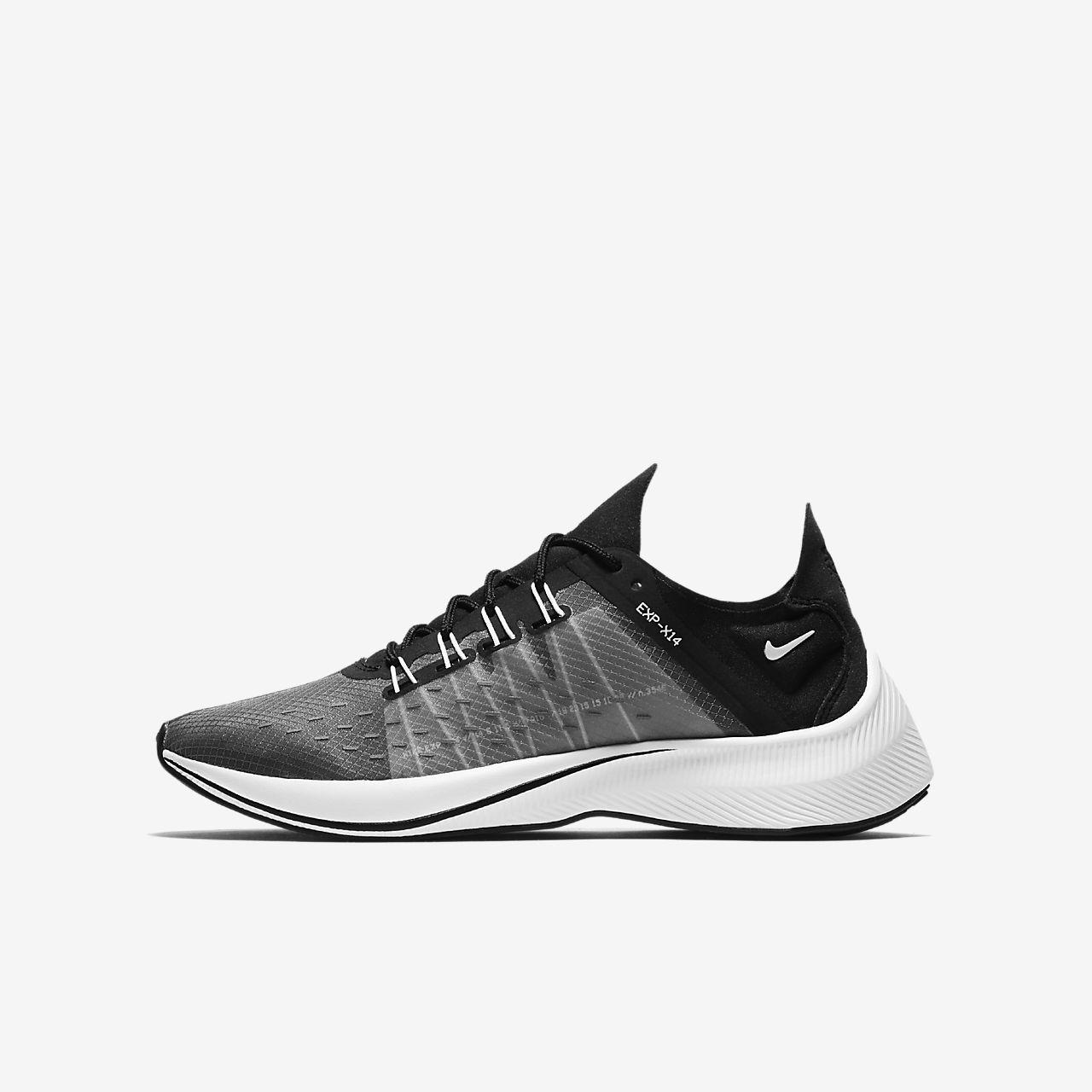 Bota Nike EXP-X14 pro větší děti