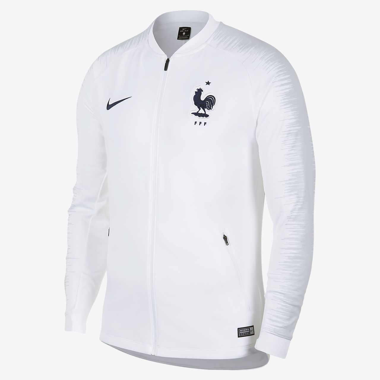 1ff5647bf5989 Men s Football Jacket. FFF Anthem