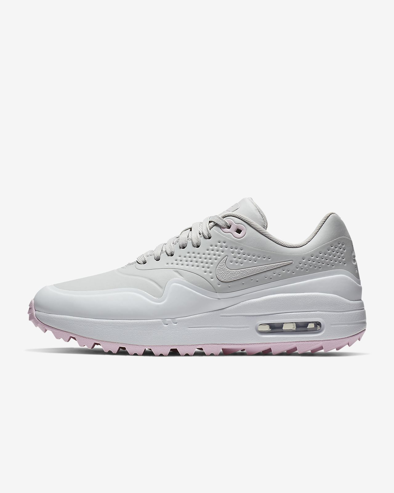 new style be227 3e3ee ... Chaussure de golf Nike Air Max 1 G pour Femme