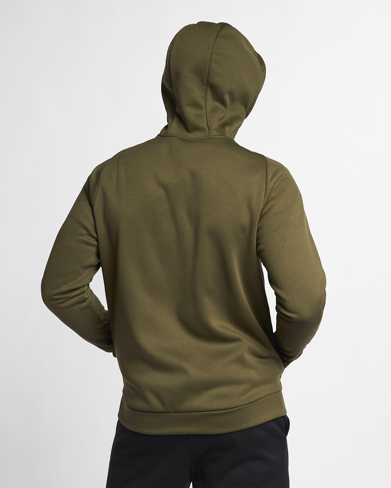 9e91d1a53db4 Nike Dri-FIT Therma Men s Full-Zip Training Hoodie. Nike.com GB