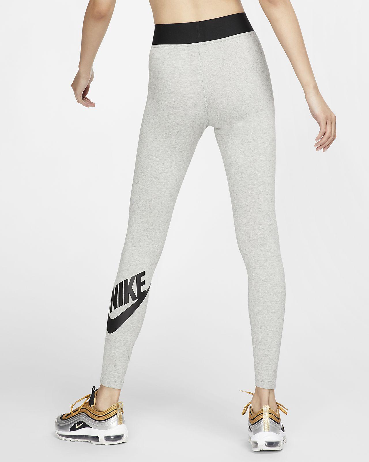 dccb0c88a2676 Nike Sportswear Leg-A-See Women's High-Waisted Leggings. Nike.com IN