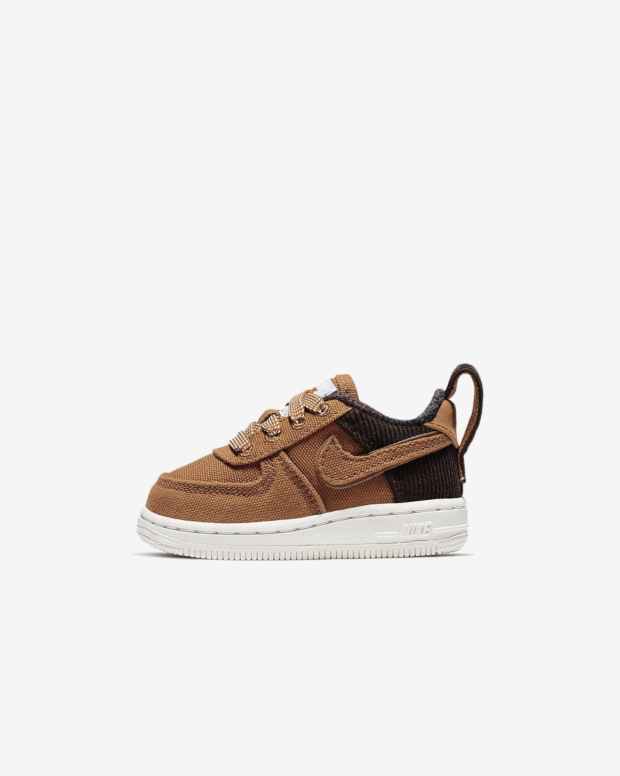 014ded2a2c4da6 Nike Force 1 Premium WIP sko til sped-   småbarn. Nike.com NO
