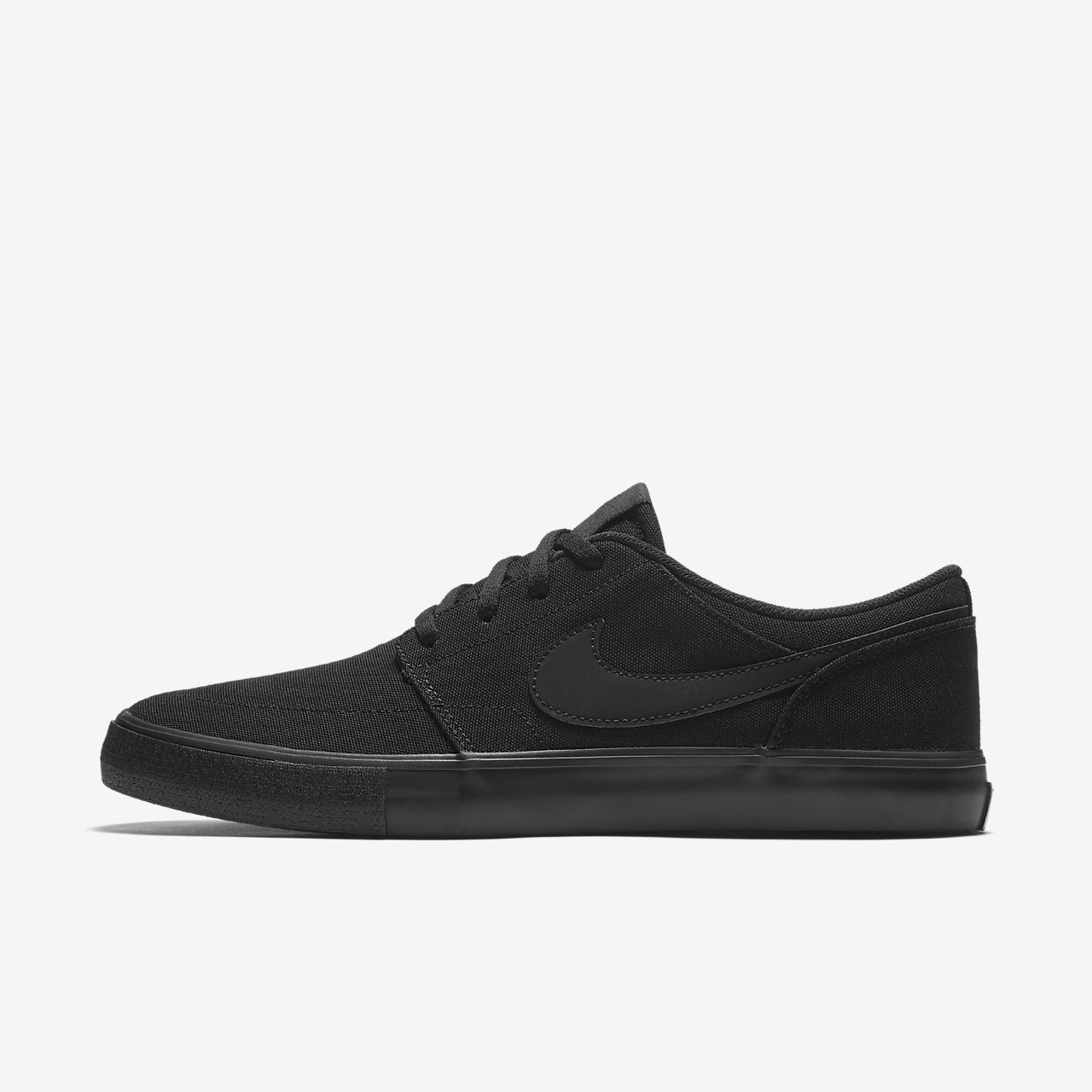 Nike Chaussures basses SB Solarsoft Portmore II Canvas