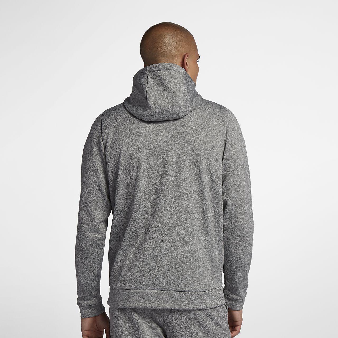 9a22d115 Nike Dri-FIT Therma Men's Full-Zip Training Hoodie. Nike.com NZ