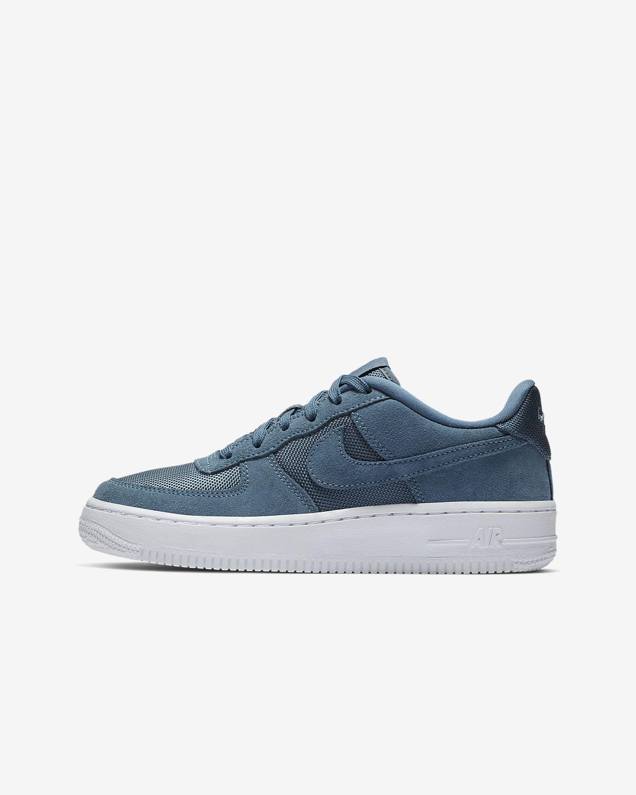 Nike Air Force 1-1-sko til store børn