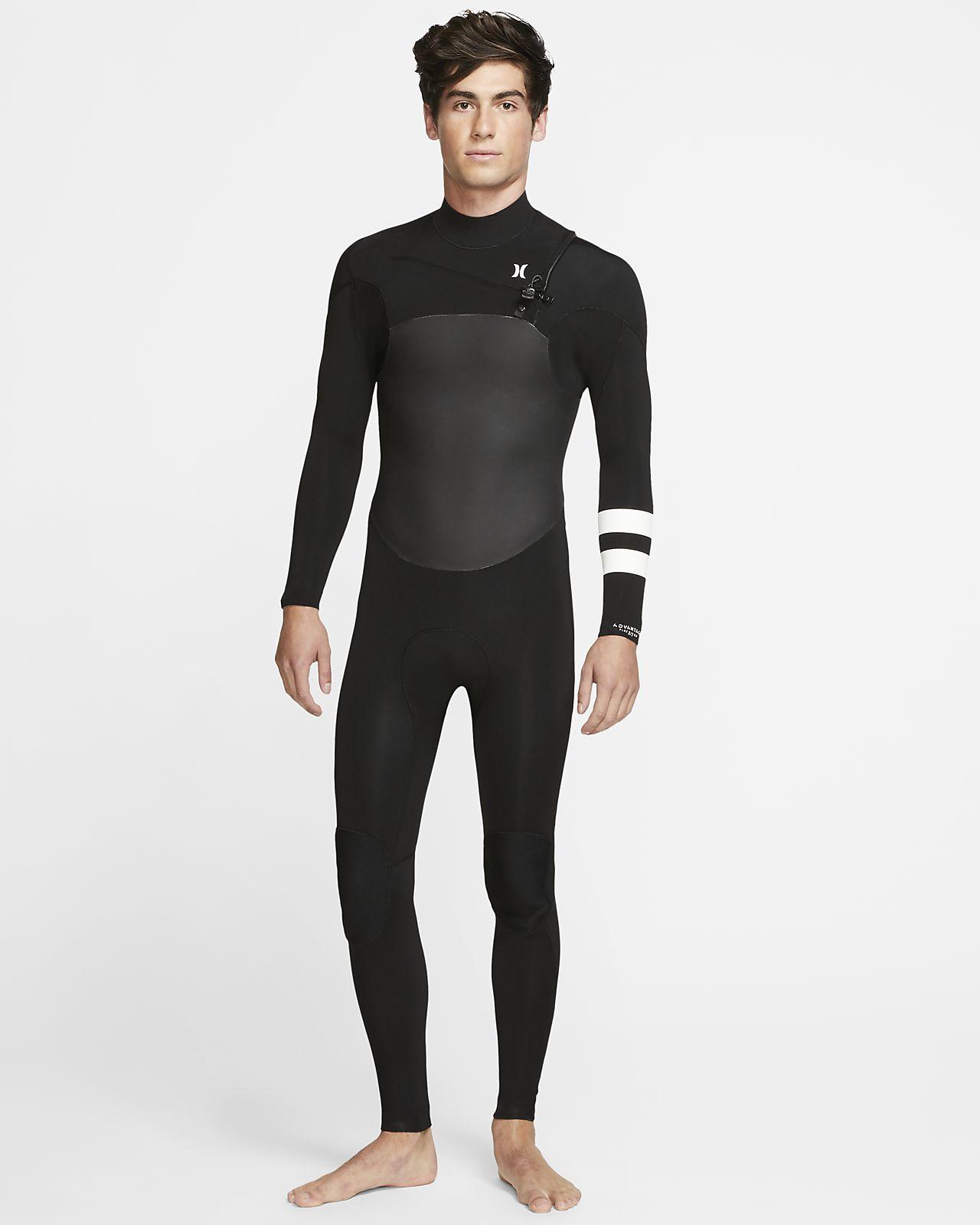 Hurley Advantage Plus 3/2mm Fullsuit Erkek Wetsuit'i