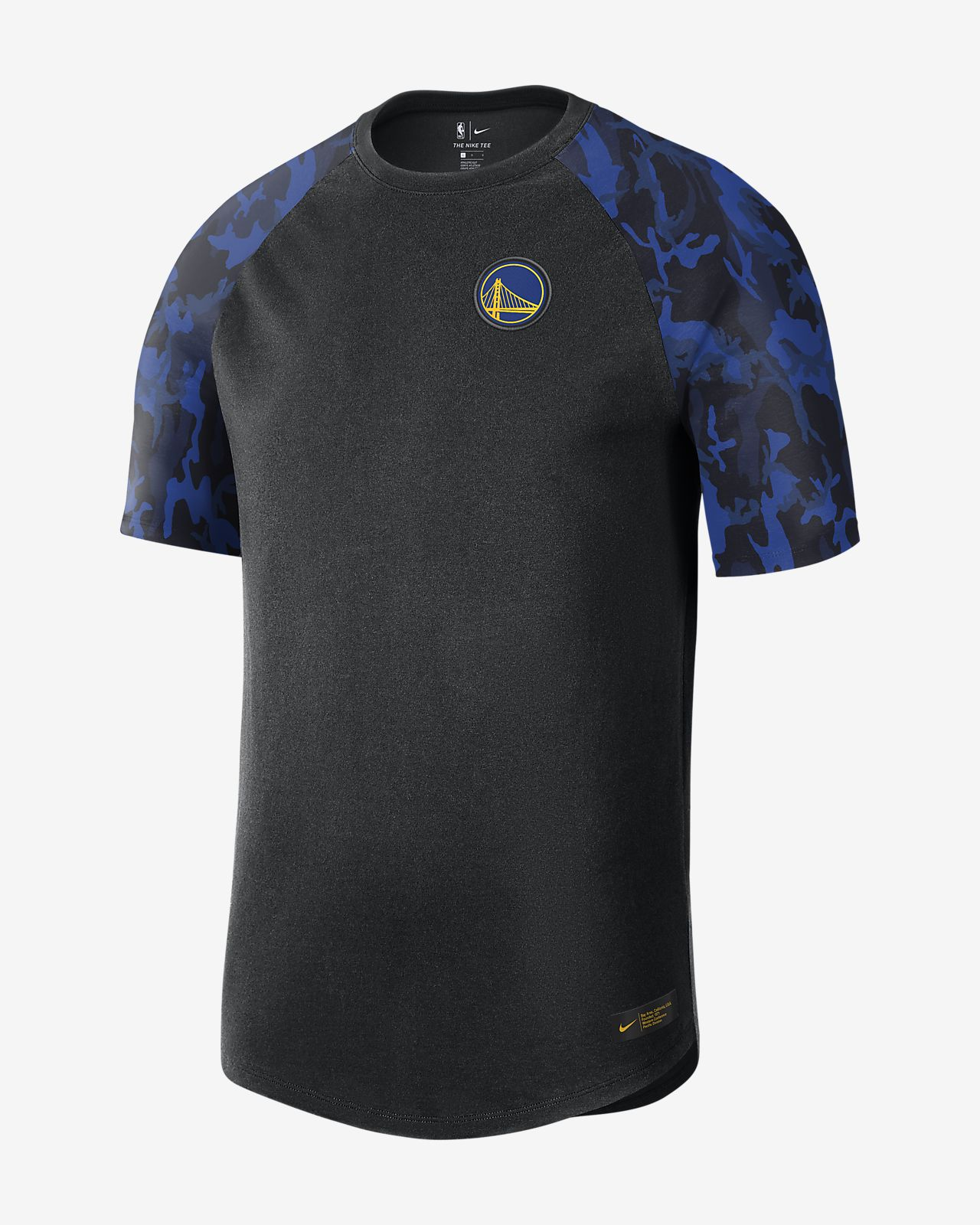 Tee-shirt de NBA Golden State Warriors Nike pour Homme