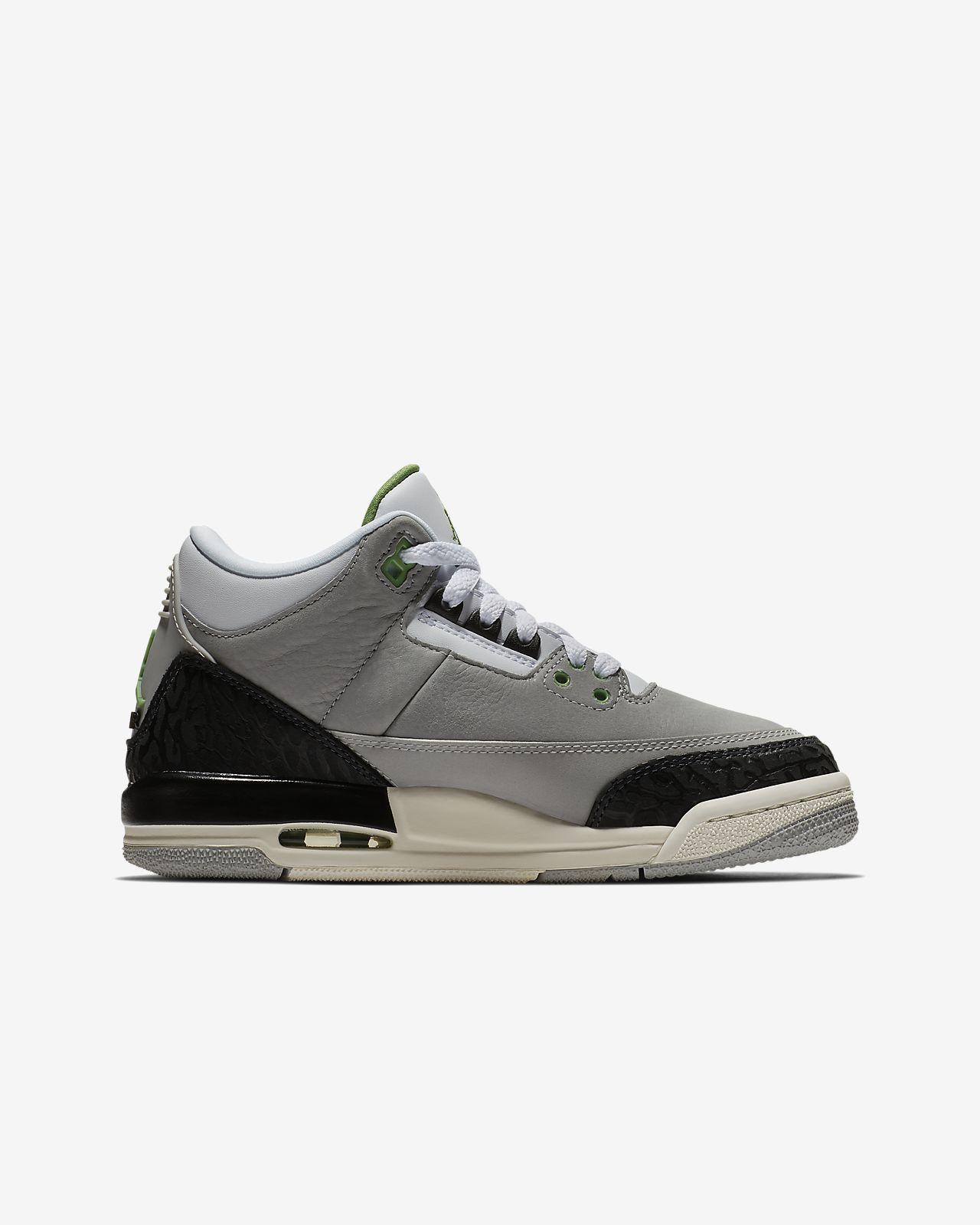 5322a7b70a73 Air Jordan 3 Retro Kids  Shoe. Nike.com SG
