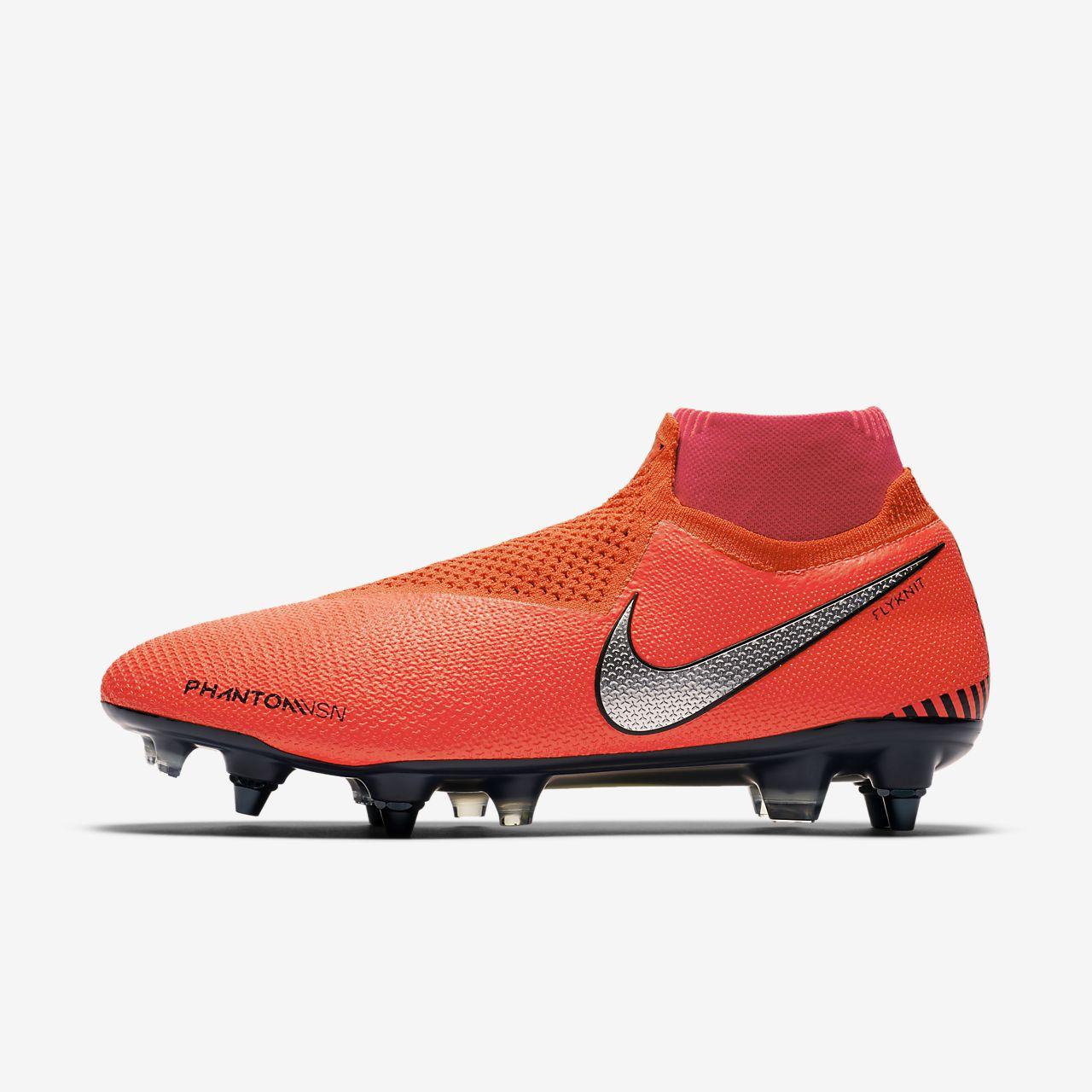 Fotbollssko Nike Phantom Vision Elite Dynamic Fit Anti-Clog SG-PRO