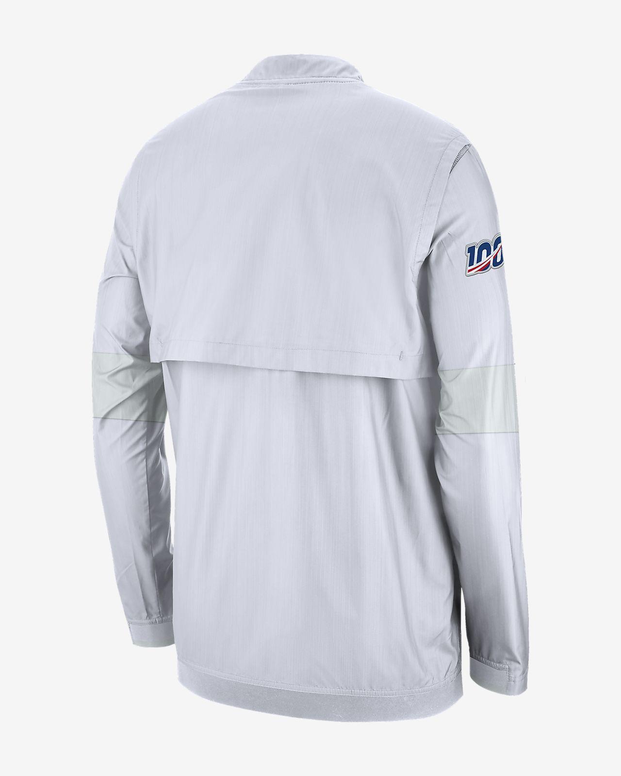 sports shoes 571f9 544d2 Nike Coach (NFL Patriots) Men's Jacket