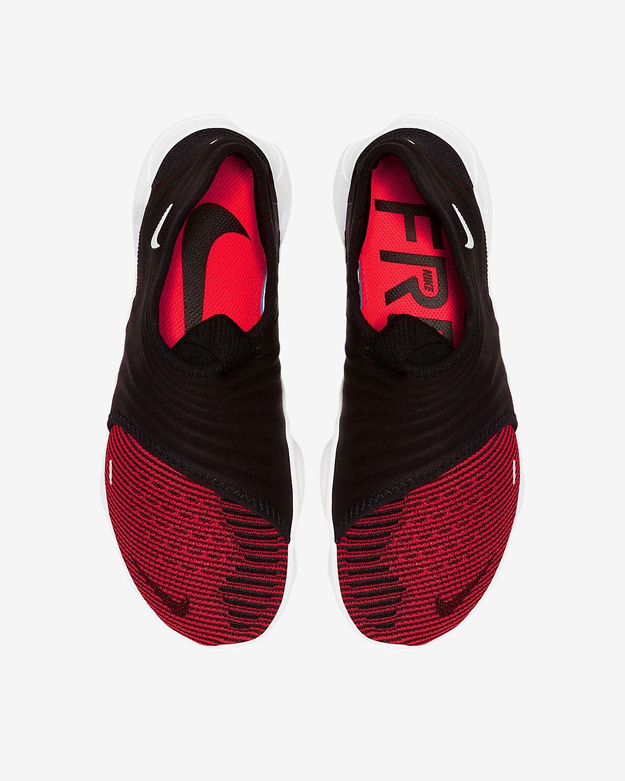 Nike Free Rn Fk Zapatillas Running Mujer Granate Mexico