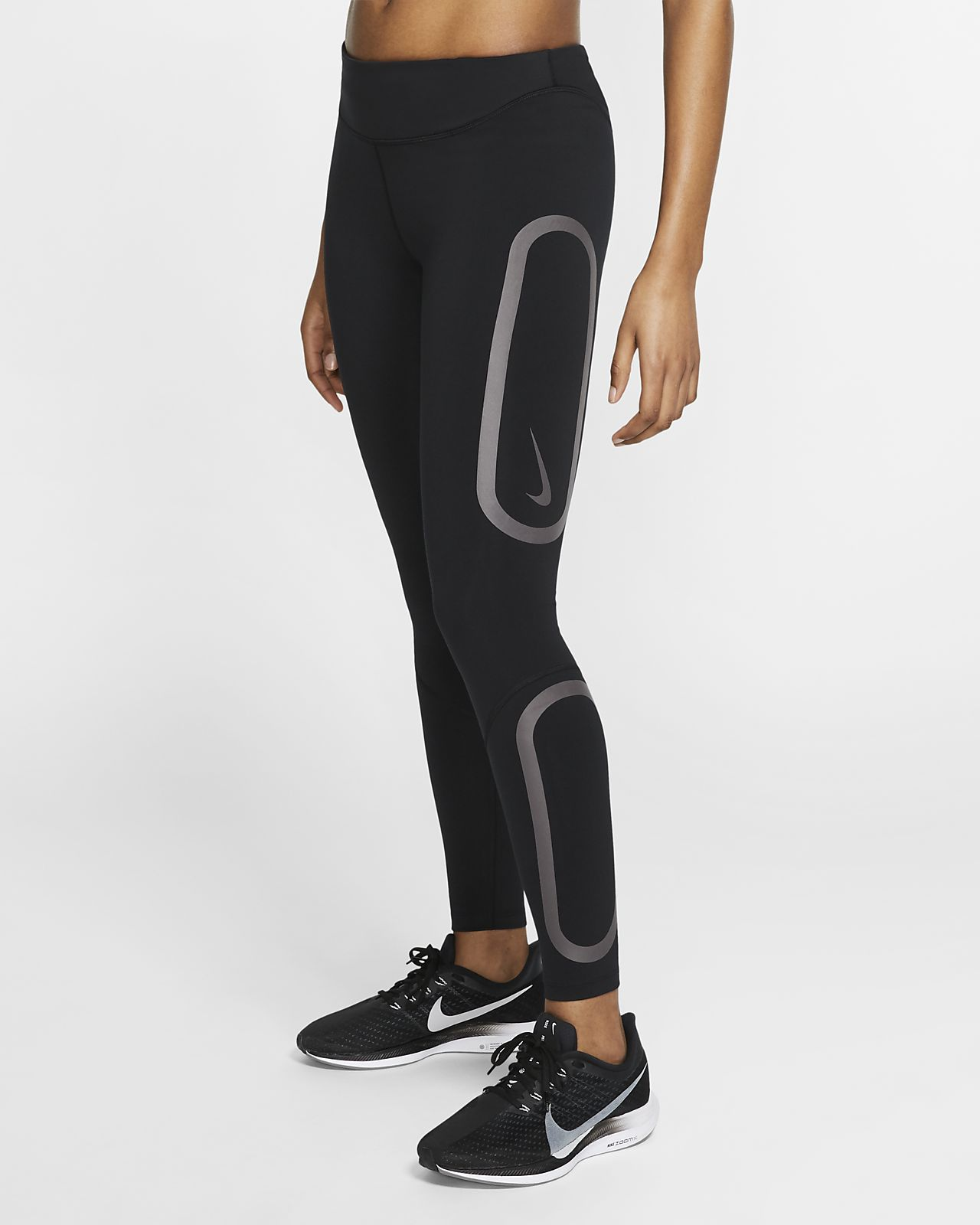 Nike Epic Lux Damen Lauftights mit Grafik