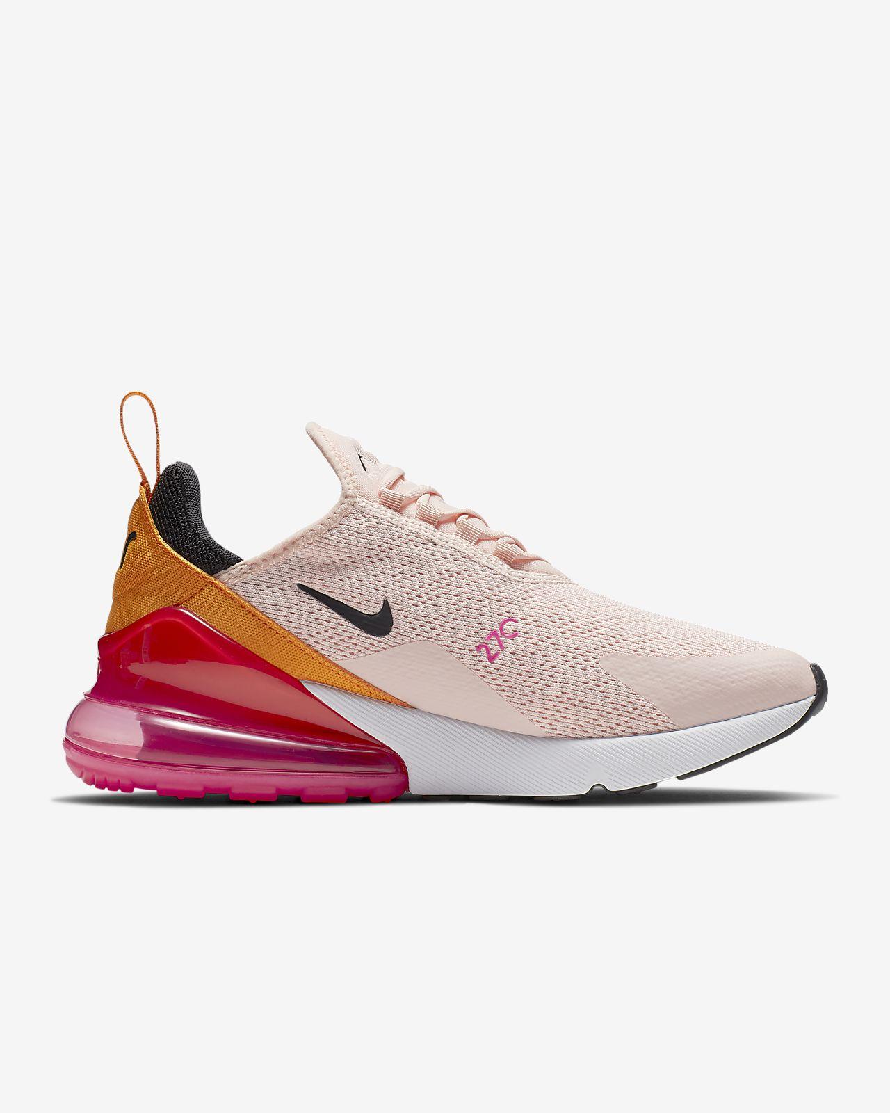 innovative design fa18d d86d7 ... Chaussure Nike Air Max 270 pour Femme