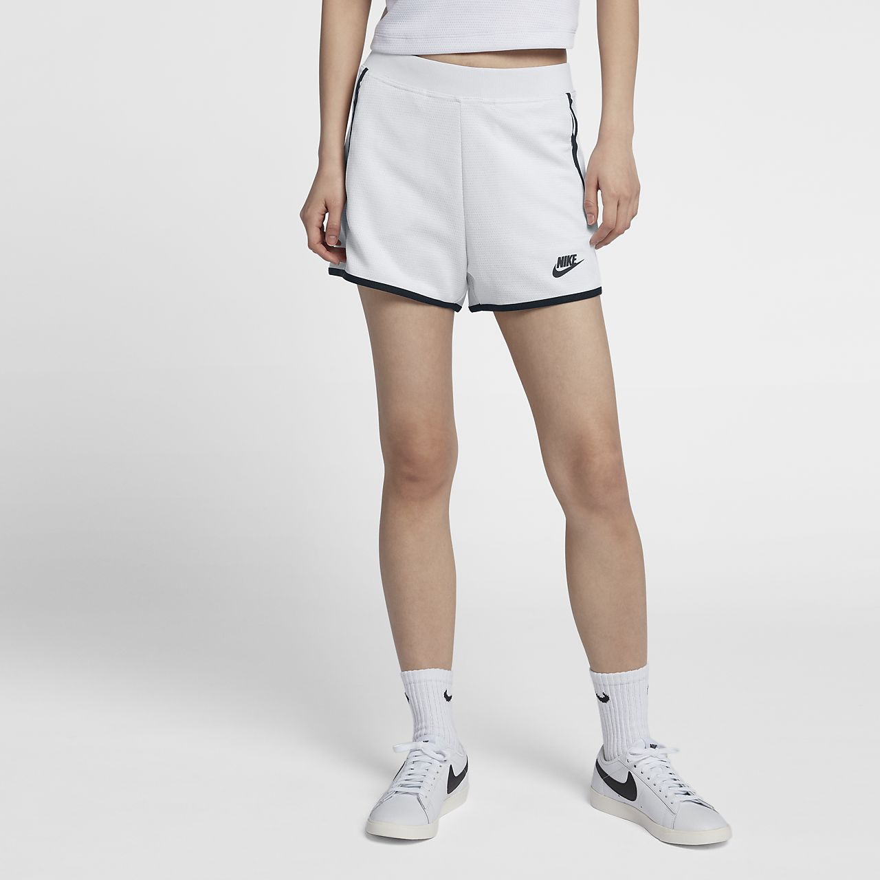 Shorts Nike Sportswear Tech Fleece - Donna