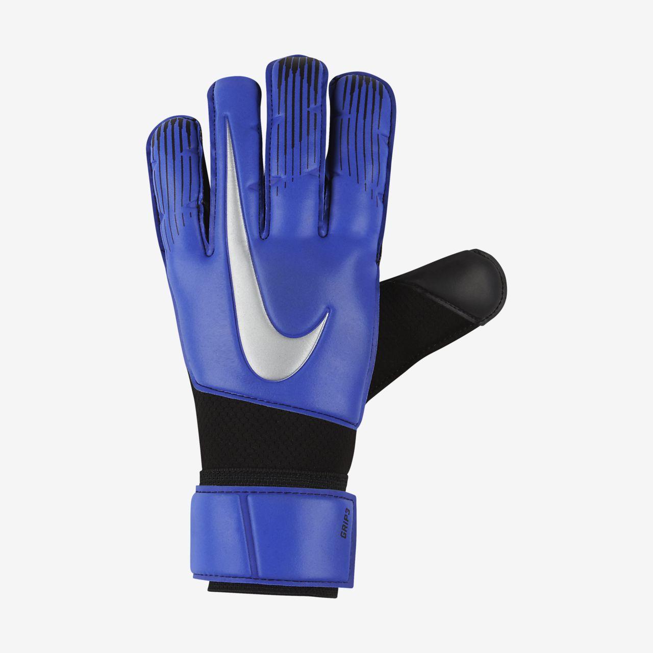 Nike Grip3 Goalkeeper Football Gloves