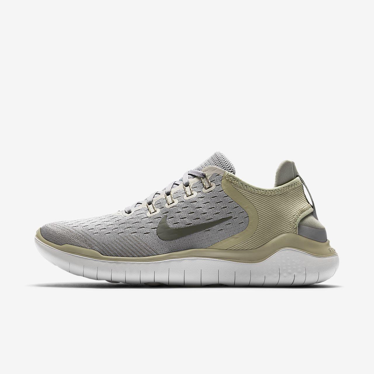 Nike FREE RN 2018 W Rose - Livraison Gratuite avec  - Chaussures Chaussures-de-running Femme