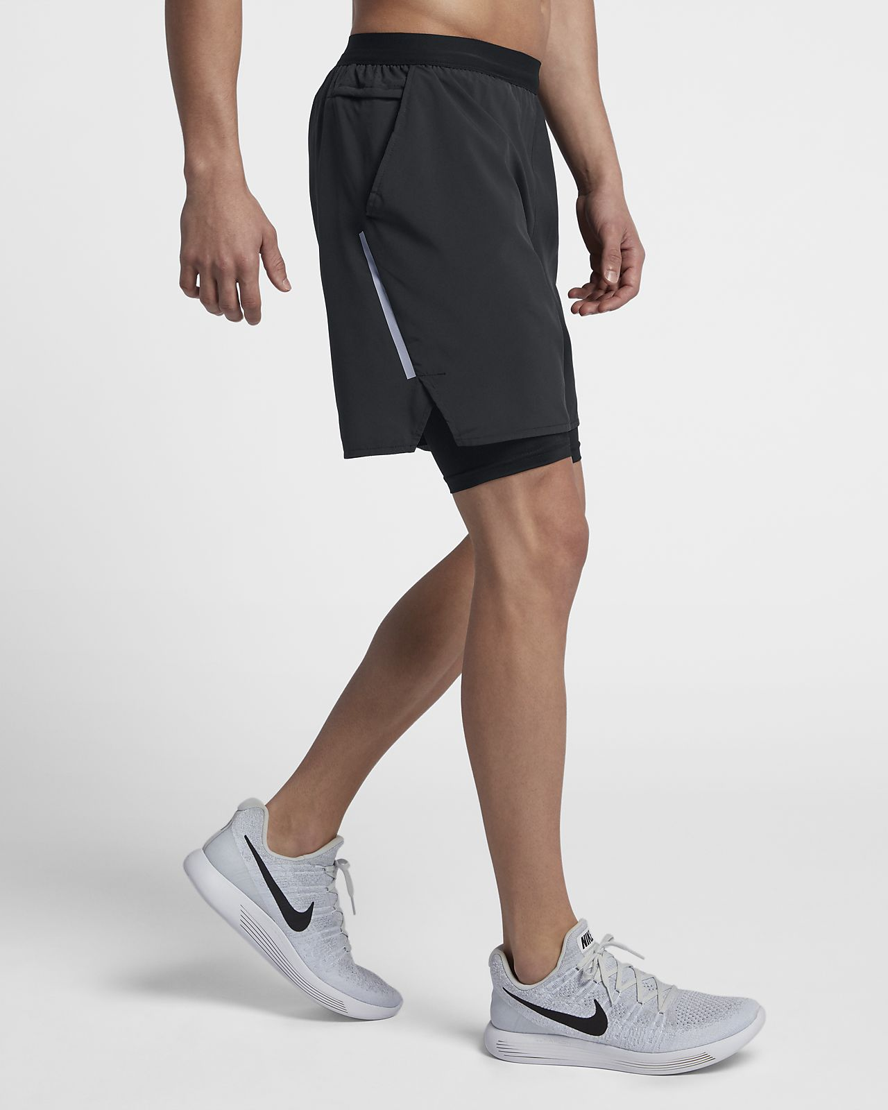 promo code 44d32 7ee18 Nike Distance 2-in-1 Men s 7