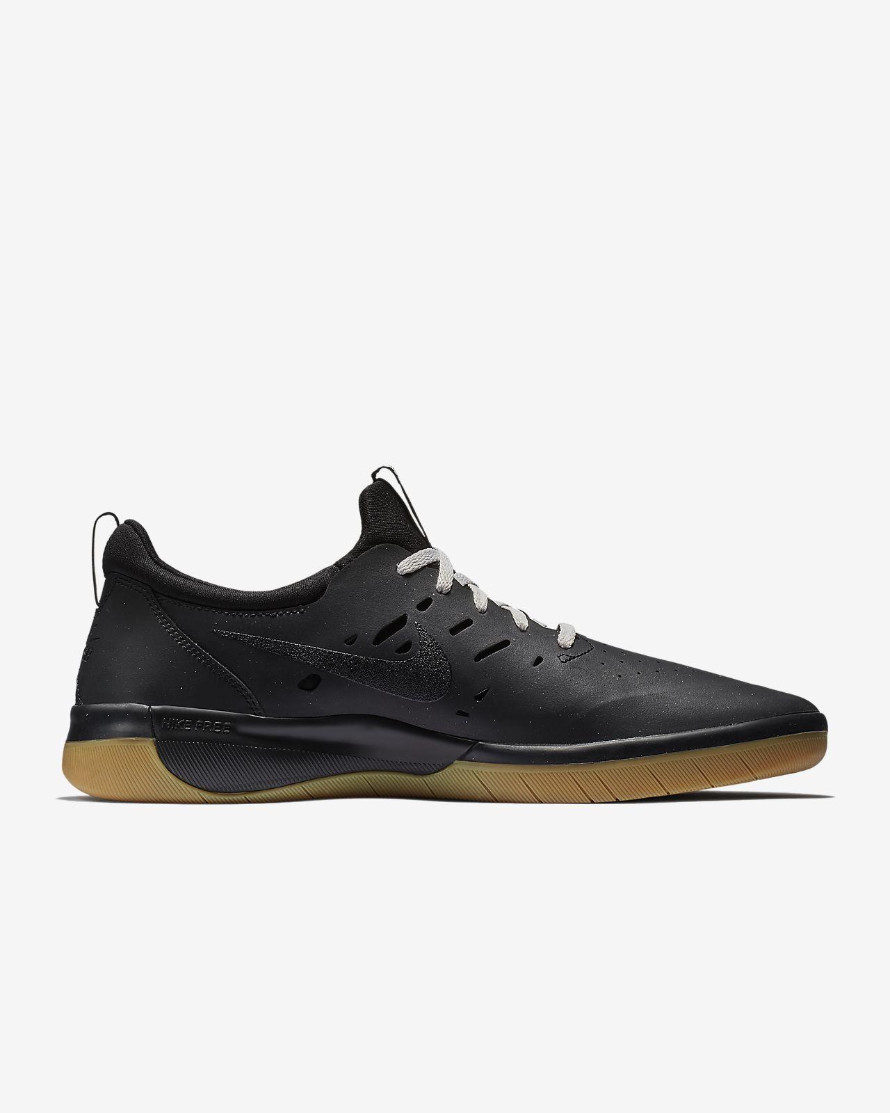 separation shoes 9dd7d cf699 Nike Zoom Stefan Janoski CNVS, Chaussures de Skate Homme, Noir (Noir Blanc