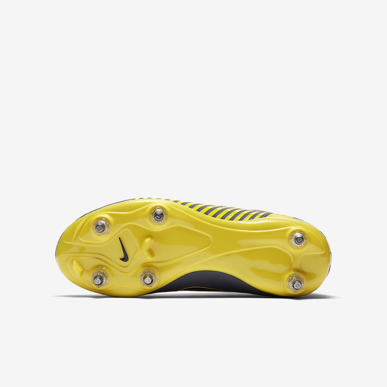quality design 65deb a7f11 ... Chaussure de football à crampons pour terrain gras Nike Jr. Mercurial  Superfly VI Academy SG