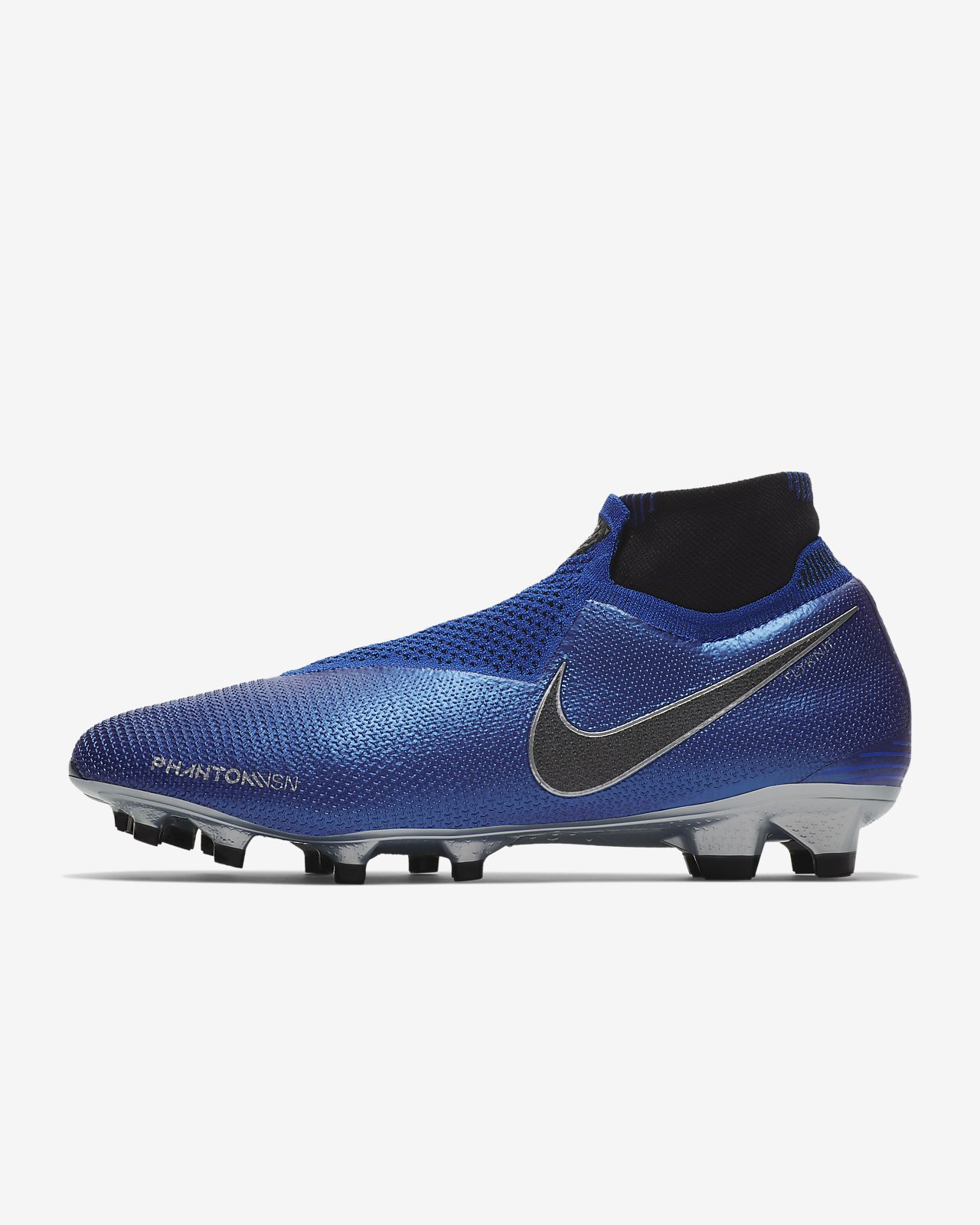 0e9a9eb1ec92 Nike PhantomVSN Elite Dynamic Fit FG Firm-Ground Football Boot. Nike ...