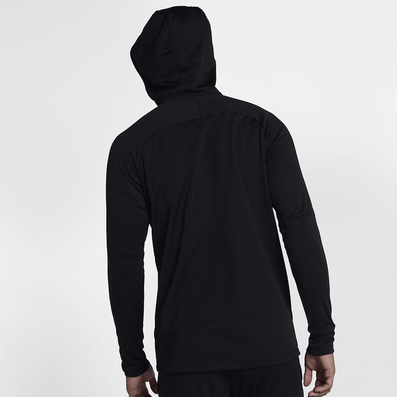 a76f2e7c0 Nike Dri-FIT Academy Sudadera con capucha de fútbol - Hombre. Nike ...